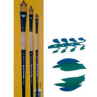 A370 Brush set Synthetic Trident 3 piece Set