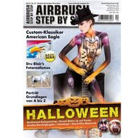 Airbrush Step by Step  Magazine - 04/2013