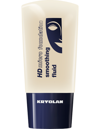 HD Micro Foundation Smoothing Fluid Kryolan