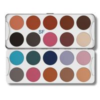 Eye Shadow Compact Palette 20 Farben SF