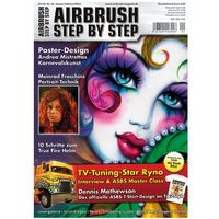Airbrush Step by Step  Magazine - 01/2013