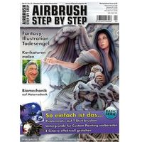 Airbrush Step by Step  Magazine - 04/2012