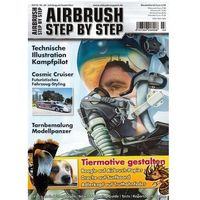 Airbrush Step by Step  Magazine - 03/2012