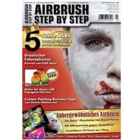 Airbrush Step by Step  Magazine - 03/2011