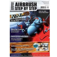 Airbrush Step by Step  Magazine - 01/2011