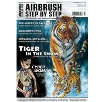 Airbrush Step by Step  Magazine - 03/2009