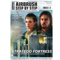 Airbrush Step by Step  Magazine - 02/2008
