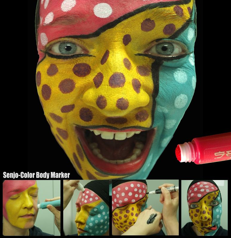 Water Based Face Painting Kits