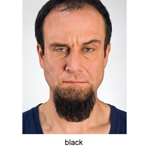Chin Beard long