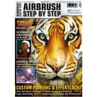 Airbrush Step by Step  Magazine - 04/2014