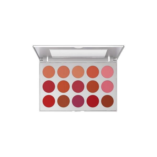 Kryolan Blusher Set 15 Farben