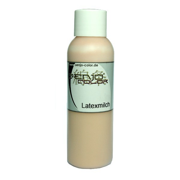 Latex rubber skin colors 50ml