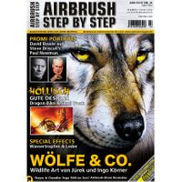 Airbrush Step by Step  Magazine - 03/2015