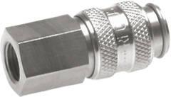 Airbrush Coupling sockets NW 5 mm 1/8 internal thread