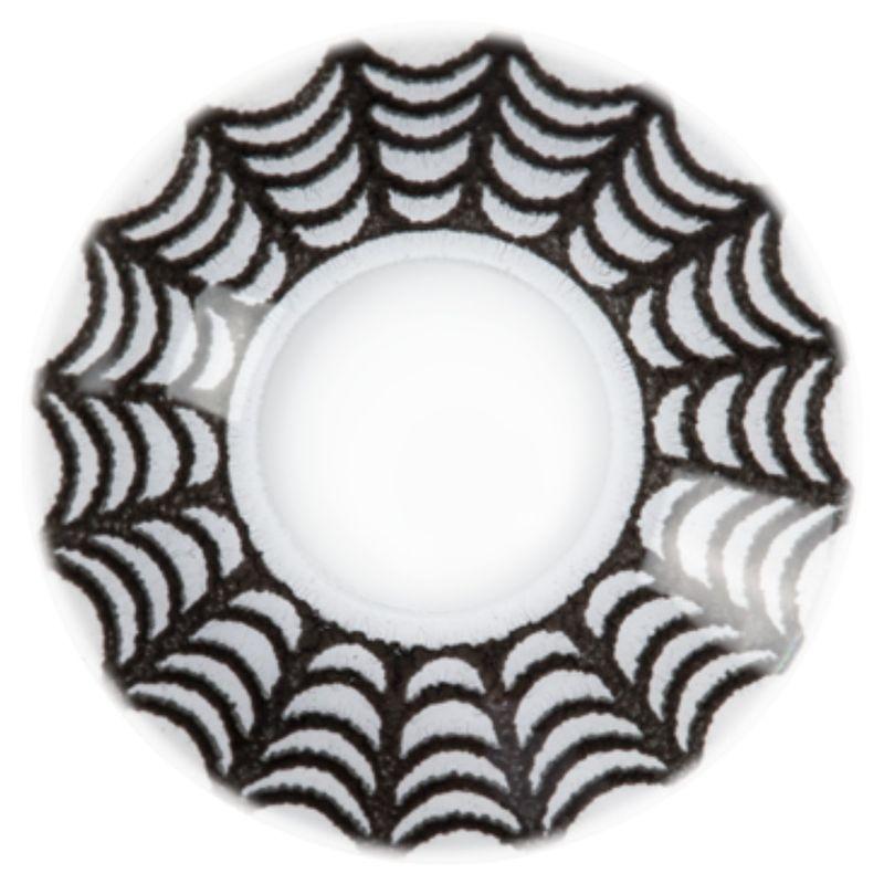 Motiv-Kontaktlinsen 662 Spider