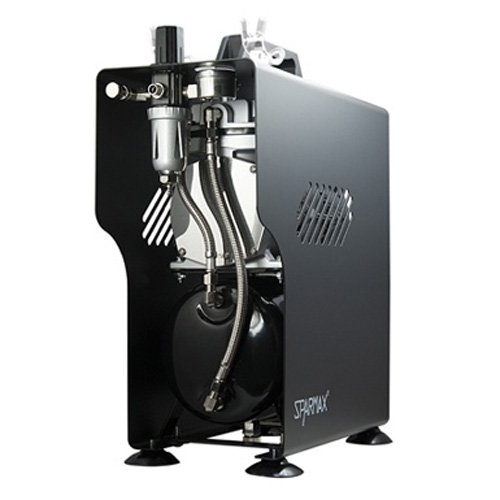 Airbrush Kompressor TC-610H Plus Sparmax