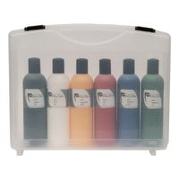 Senjo-Color BASIC Liquid Body Paint 6x250ml Kit