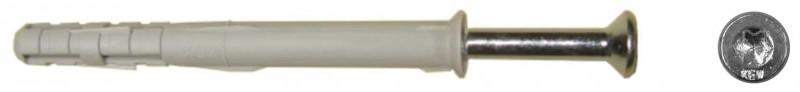 Rahmendübel m. Torxschraube RD TX 10x60 A4 - 50 St./KA