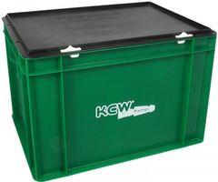 HWK G - KEW Handwerkerkoffer 410x301x278 grün leer – Bild 1