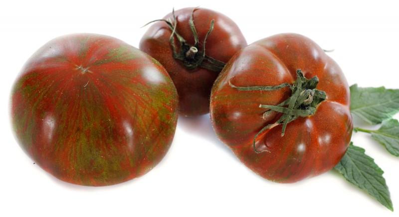 Rarität  - Schwarze Krim Tomate - Noire de Crimée - 20 Samen
