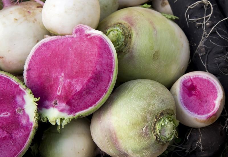 """Radieschen, chinesisches """"Watermelon"""" - min. 100 Samen"""