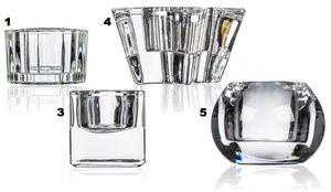 Teelichthalter klar – Bild 1