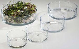 Glasschale Cylinder