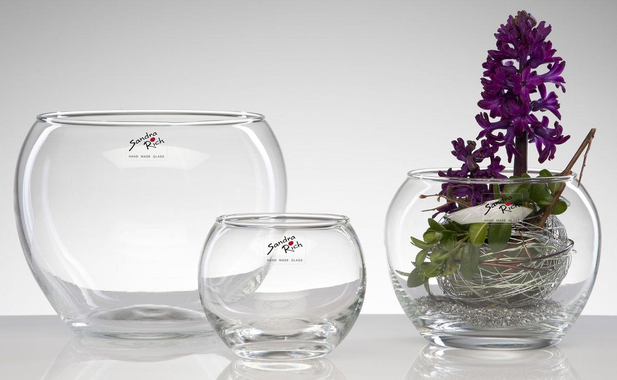 Glas Kugel Fish Bowl