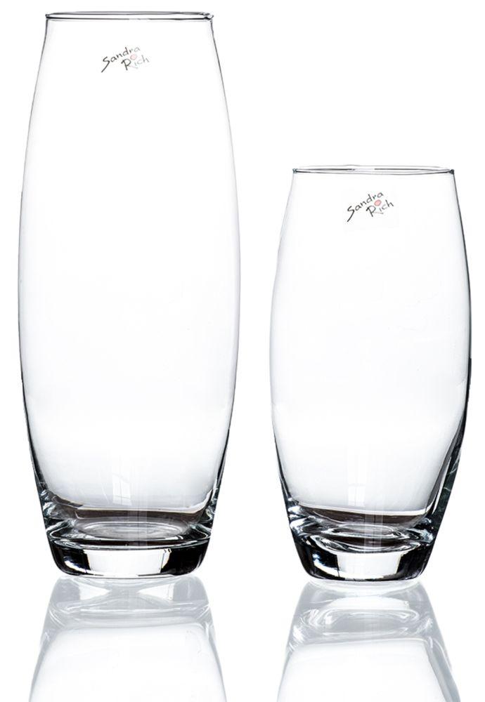 Glas-Vase Amaryllis