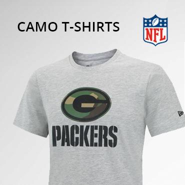 NFL Camo T-Shirts