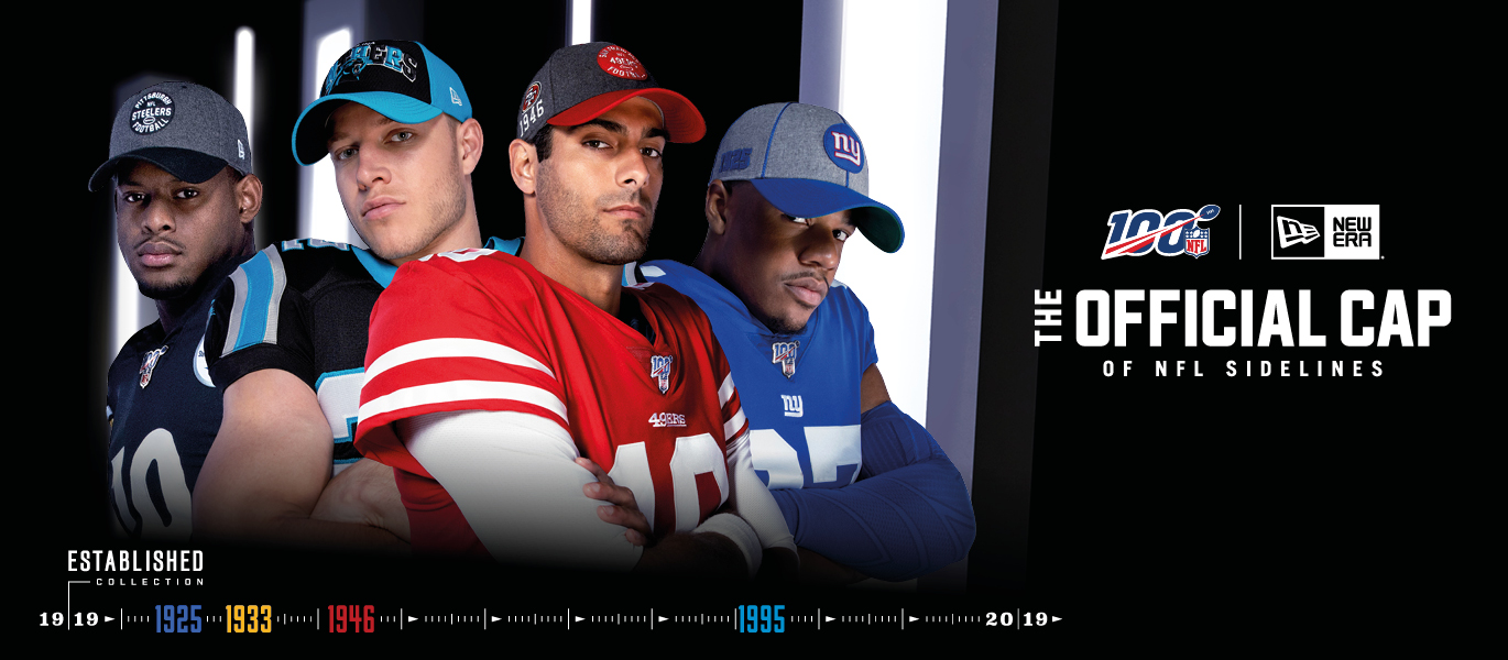 New Era NFL Sideline 2019 Caps