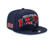 New Era NFL NEW ENGLAND PATRIOTS Authentic 2019 Sideline 9FIFTY Snapback Home 1990 Game Cap