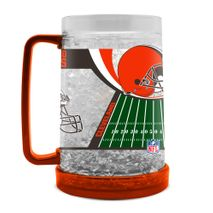Duck House NFL CLEVELAND BROWNS Freezer Becher