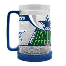 Duck House NFL DALLAS COWBOYS Freezer Becher