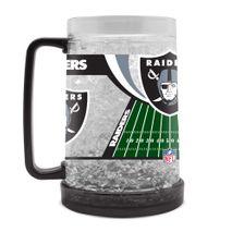 Duck House NFL OAKLAND RAIDERS Freezer Becher