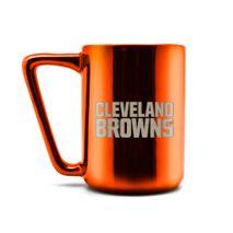 Duck House NFL CLEVELAND BROWNS Laser Logo Tasse