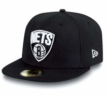 New Era NBA BROOKLYN NETS Team Basic 59FIFTY Cap
