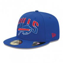 New Era NFL BUFFALO BILLS Authentic 59FIFTY Cap