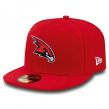 New Era NBA ATLANTA HAWKS Basic Reverse 59FIFTY Cap
