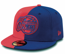 New Era NBA LOS ANGELES CLIPPERS Two Tone 59FIFTY Cap