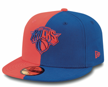 New Era NBA NEW YORK KNICKS Two Tone 59FIFTY Cap