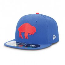 New Era NFL BUFFALO BILLS Authentic On Field 59FIFTY Classic Game Cap