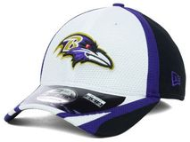 New Era NFL BALTIMORE RAVENS 2014 Training Camp 39THIRTY Stretch Fit Cap