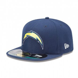 New Era NFL SAN DIEGO CHARGERS Authentic On Field 59FIFTY Game Cap – Bild 1