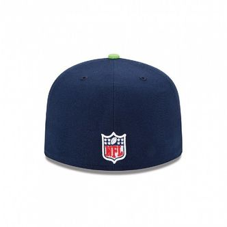 New Era NFL SEATTLE SEAHAWKS Authentic On Field 59FIFTY Game Cap – Bild 2
