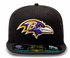 New Era NFL BALTIMORE RAVENS Authentic On Field 59FIFTY Game Cap – Bild 2
