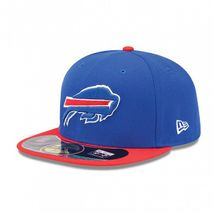 New Era NFL BUFFALO BILLS Authentic On Field 59FIFTY Game Cap