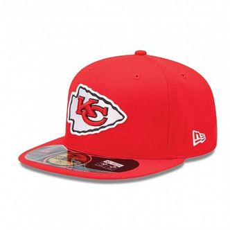 New Era NFL KANSAS CITY CHIEFS Authentic On Field 59FIFTY Game Cap – Bild 1