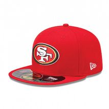 New Era NFL SAN FRANCISCO 49ers Authentic On Field 59FIFTY Game Cap