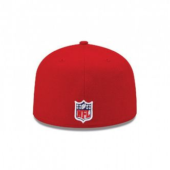 New Era NFL SAN FRANCISCO 49ers Authentic On Field 59FIFTY Game Cap – Bild 2